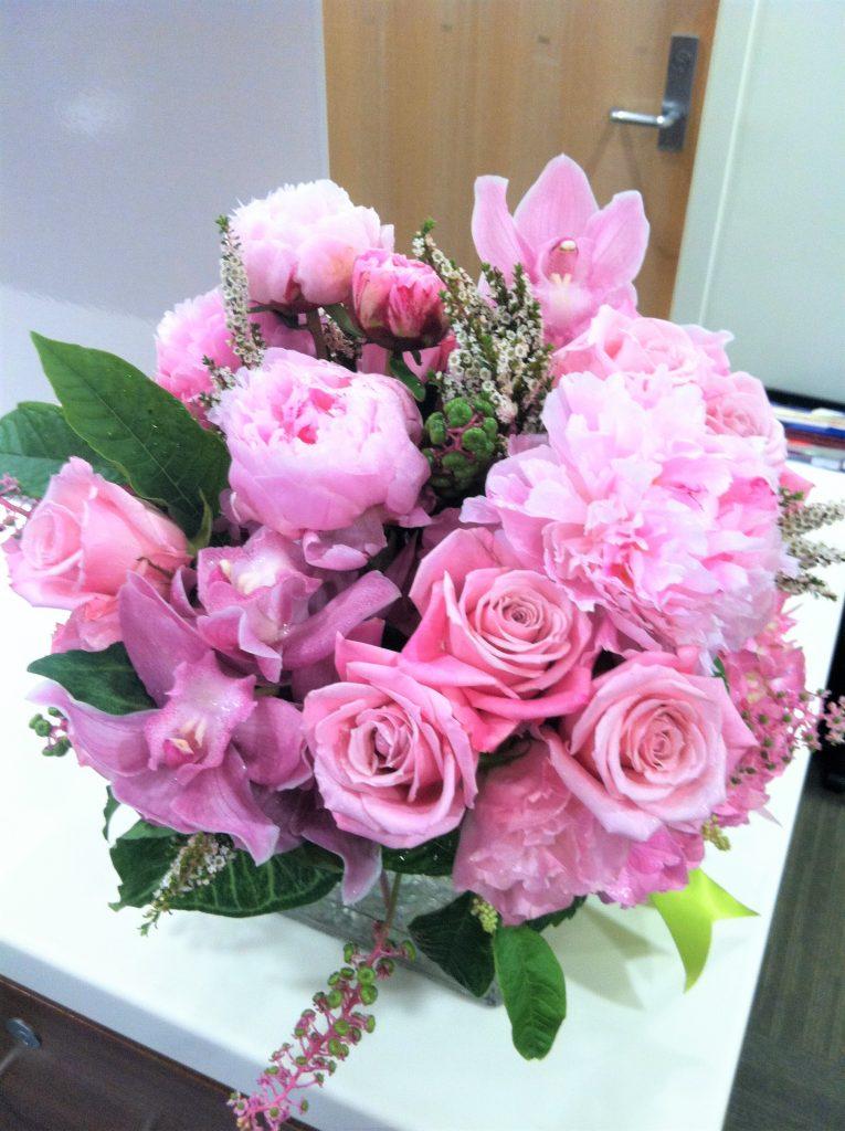 1st Birthday Flowers