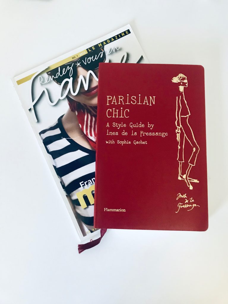 Living Frenchly Books about Paris