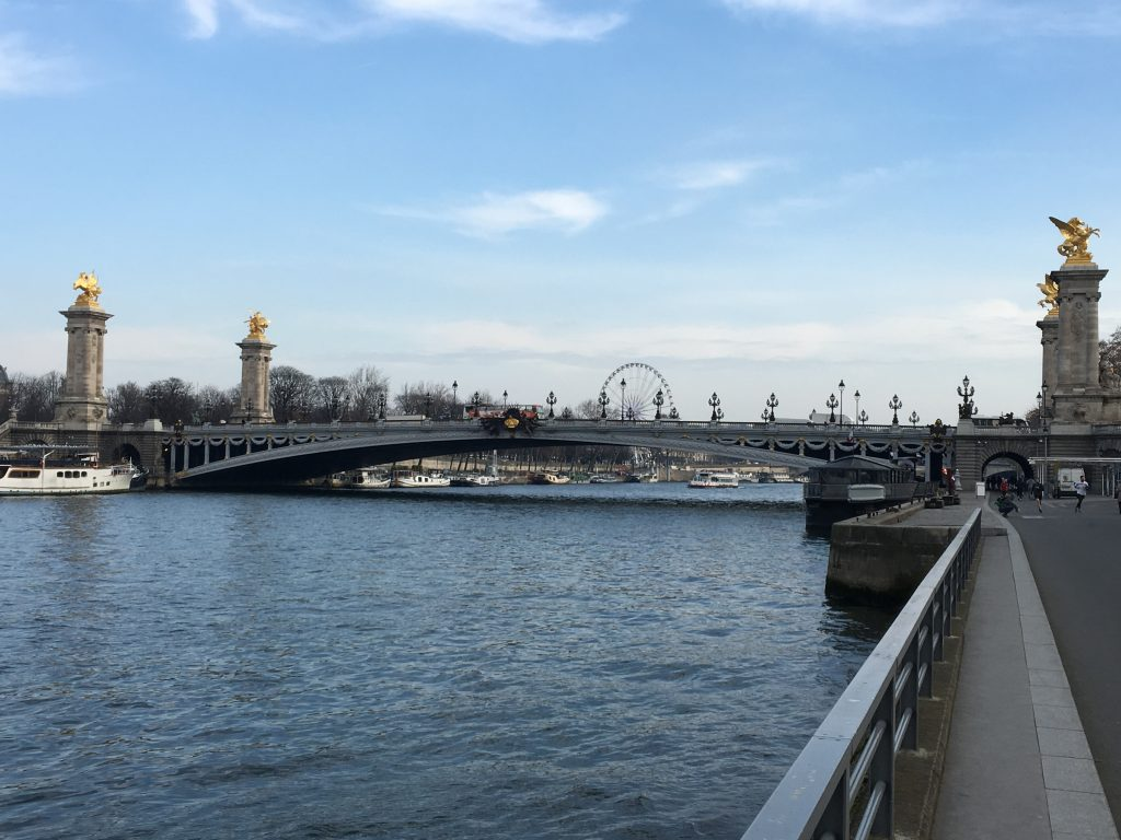 Living Frenchly The Seine