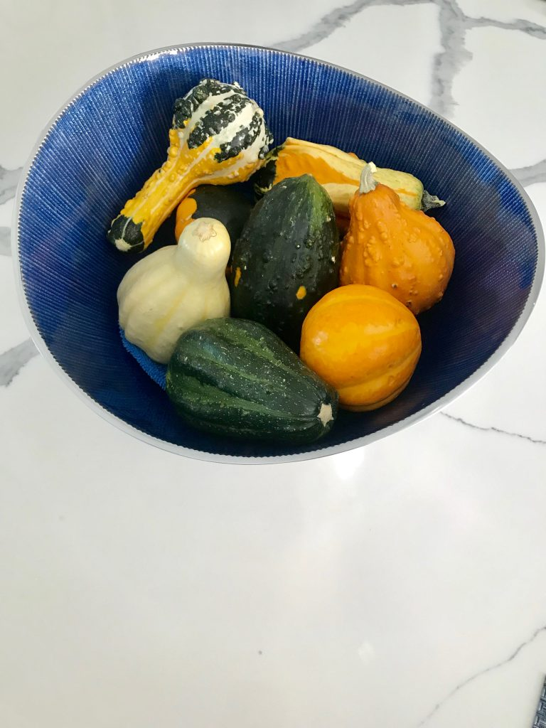 Living Frenchly Gourds