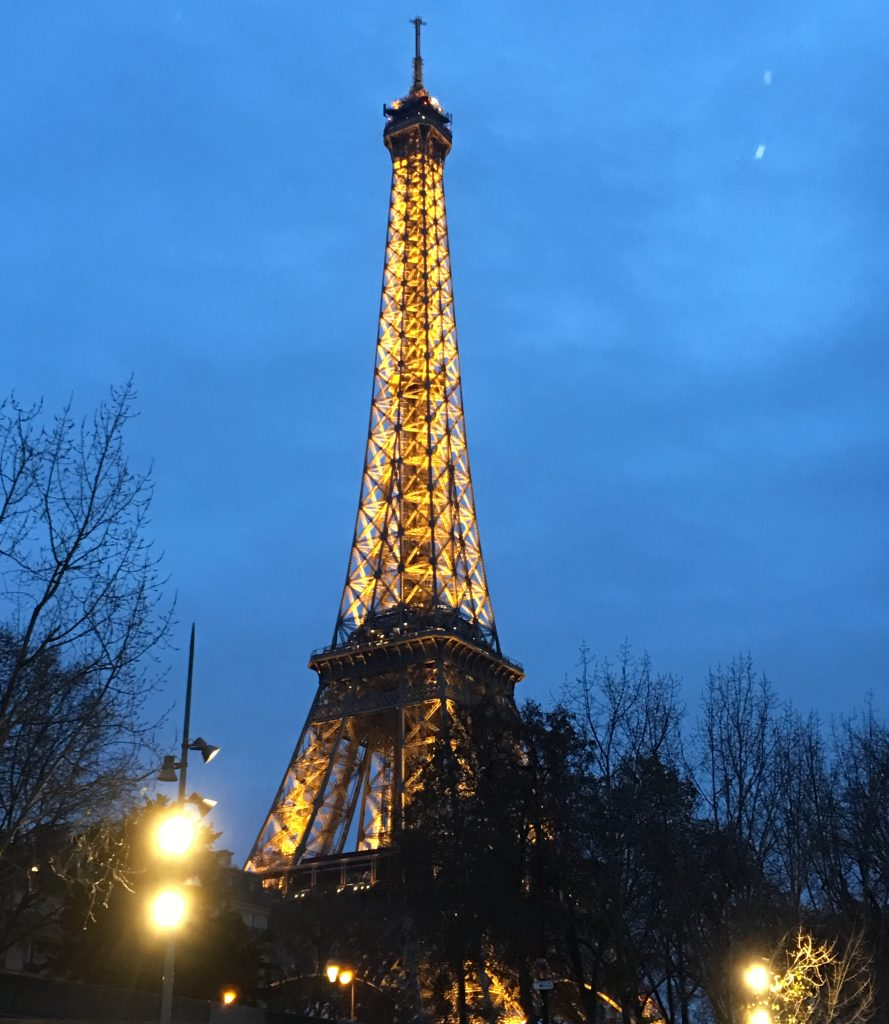 Living Frenchly Eiffel Tower