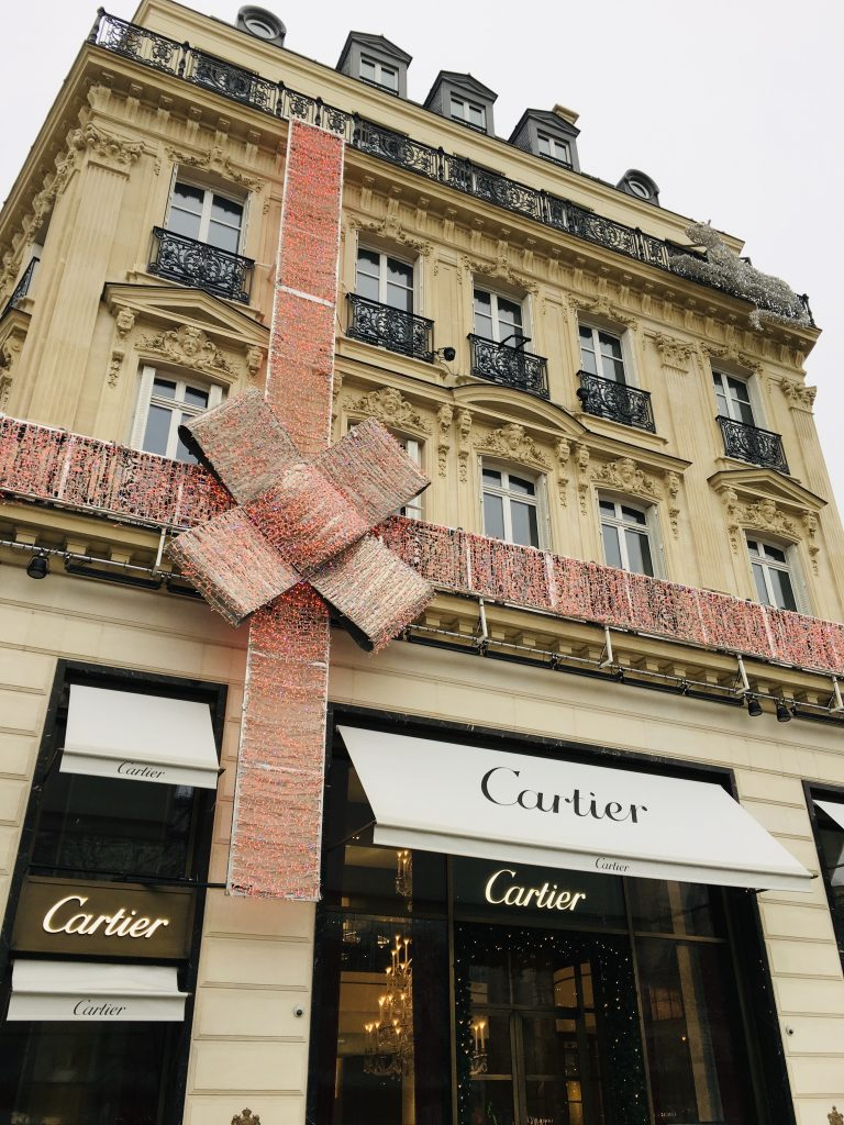 Living Frenchly Cartier