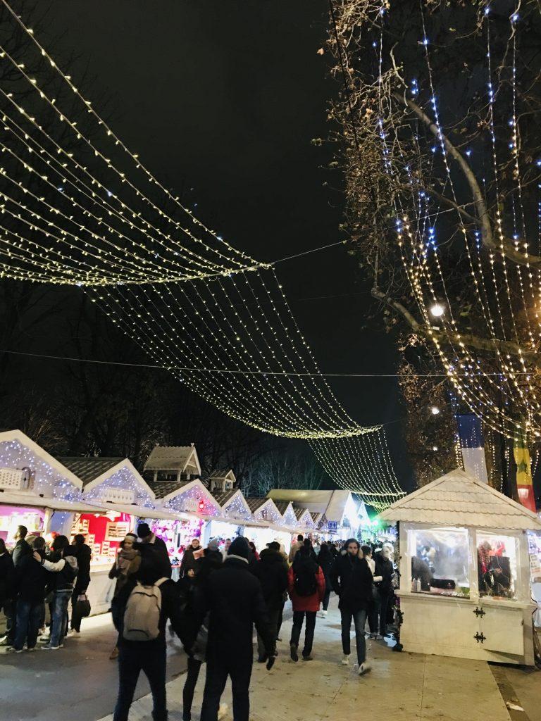 Living Frenchly Christmas Market